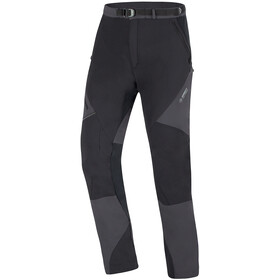 Directalpine Cascade Light Pants Men anthracite/black